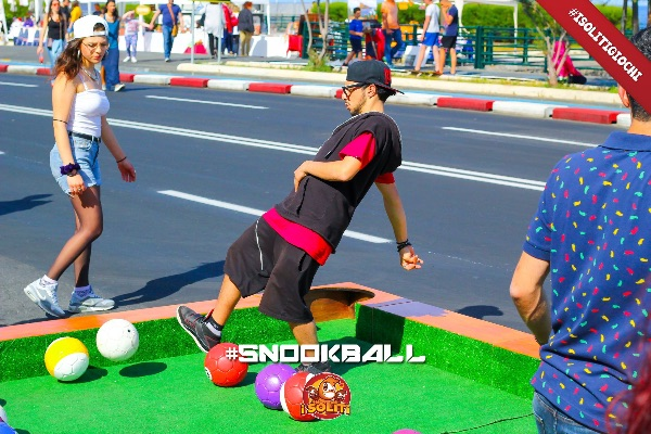 #SNOOKBALL