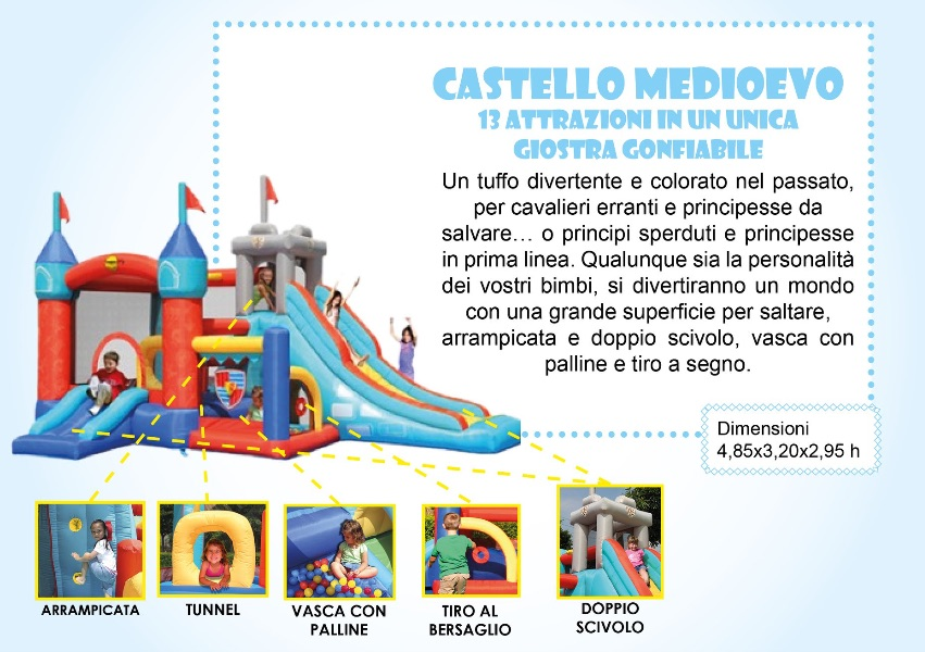 CASTELLO-MEDIOEVO