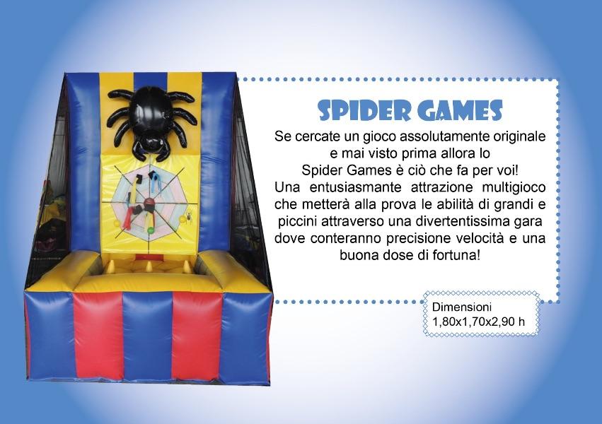 SPIDER-GAMES